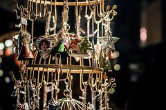 Ornaments (Melissa Maples) Tags: münchen munich deutschland germany europe nikon d3300 ニコン 尼康 nikkor afs 50mm f18g 50mmf18g winter marienplatz night christmasmarket holidays christmas christkindlmarkt market weihnachtsmarkt ornaments decorations vendor