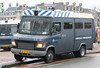 Dutch riot police Mercedes Vario (Dutch emergency photos) Tags: politie police polizei policia polis politi polisie verbindings en commandowagen me mobiele eenheid riot amsterdam nederland nederlands nederlandse dutch emergency vehicle mercedes vario netherlands 112 999 911 blue light bjgp52 9413 vc1 vc 1