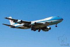 Air Force One (Lakeside Annie) Tags: 03022018 2018 20180302 55300mmf4556 55300mm clt charlottedouglasinternationalairport d7100 friday leannefzaras march2 nikkor55300mmf4556 nikkor55300mm nikon nikond7100 presidenttrump sarazphotography plane planespotting af1 airforceone airforce1