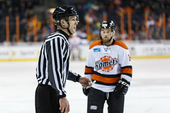"""Kansas City Mavericks vs. Ft. Wayne Komets, March 2, 2018, Silverstein Eye Centers Arena, Independence, Missouri.  Photo: © John Howe / Howe Creative Photography, all rights reserved 2018 • <a style=""""font-size:0.8em;"""" href=""""http://www.flickr.com/photos/134016632@N02/40598288952/"""" target=""""_blank"""">View on Flickr</a>"""