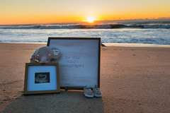 Pregnancy Announcement Photoshoot (Szhlopp) Tags: pregnancy announcement photoshoot baby new reveal birth outside beach waves sun sunrise morning early orange outdoors wave day weather sigma prime wilmington detail color nature white blue landscape canon 5g mk iv sunset ocean water sea sky 7dwf