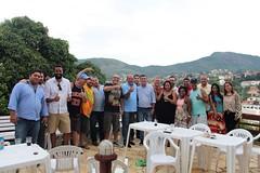 Tive um encontro muito proveitoso com o presidente da Câmara de Vereadores de Niterói, Região Metropolitana do Rio de Janeiro.  Paulo Baguera, toda a sua equipe e alguns vereadores dos municípios de Cabo Frio e Casemiro de Abreu.