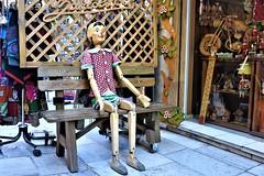 Women NEVER lie (Κώστας ex Tungmay) Tags: pinocchio doll