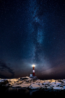 Beacon to the milky way
