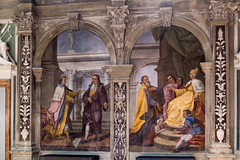 DSCF7185.jpg (Caffe_Paradiso) Tags: venice venezia venise ca'cornerdellaregina palazzo prada fresco