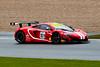 BRITISH G.T. TEST DAY, DONINGTON PARK. (bryancrawford54) Tags: doningtonpark britishgt britishcars mclaren redcars pirelli sunoco motorsport racingcars