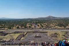 Teotihuacan, known as the site of the many pyramids in Mexico (junjunohaoha) Tags: nikon d610 teotihuacan mexico pyramids