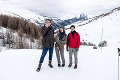 (NEN) Valloire Ski Trip 2018 (eric geers) Tags: valloire auvergnerhonealpes frankrijk france hiking snow mountains alpes alpen skiing piste pistes