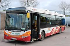 Bus Eireann SL23 (09C240). (Fred Dean Jnr) Tags: capwelldepotcork buseireanncapwelldepot cork march2018 buseireann scania omnilink sl23 09c240