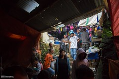 Ruteng Marketplace Entry (0765) (Stefan Beckhusen) Tags: people market marketplace entry underground goods building architecture shop sell marketstall crowd bazaar store explore lifestyle streetphotography scenery ruteng flores indonesia asia color day shops business indoor outdoor narrow