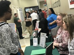 Career Fair and Wellness Checkup 2018 (CityCollegeGVL) Tags: careerfair wellness networking success resumes employers gainesville jobfair citycollege florida