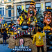 Aalst carnaval 2018 -  Les Chars