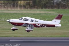G-VAAC - 2000 build Piper PA-28-181 Cherokee Archer III, arriving on Runway 24 at Friedrichshafen during Aero 2017 (egcc) Tags: 2843398 aero aerofriedrichshafen aerofriedrichshafen2017 archer bodensee cherokee dejager edny fdh friedrichshafen gccdn gvaac hbpqa lightroom n4176w pa28 pa28181 piper