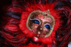 Mask (yan08865) Tags: hat person mask colors portrait italy venice carnival photos pavlis red pics