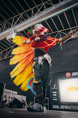 """Japan Weekend Barcelona 2018 Pasarela Cosplay • <a style=""""font-size:0.8em;"""" href=""""http://www.flickr.com/photos/140056126@N03/25899940417/"""" target=""""_blank"""">View on Flickr</a>"""