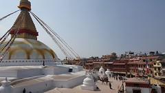 Baudha_0302 (YchuChen) Tags: baudha kathmandu nepal tourist travel morning