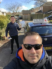 Massive congratulations to Tyler Lee he went from a beginner to a confident driver to pass his driving practical test on his first attempt!   www.leosdrivingschool.com