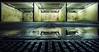 Frank`s (mad_airbrush) Tags: 5d 5dmarkiii 1740mm ef1740mmf4l night nightshot longexposure langzeitbelichtung licht lamp washing streetlights street nacht waschanlage hdr nik nikcollection ps psart symmetrical symmetrisch