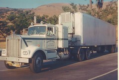 Kenworth W: Midland Empire Packing #53 (PAcarhauler) Tags: kenworth kw semi truck trailer tractor