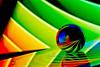 Perdre la boule ..... bientôt ! (skol-louarn) Tags: canoneos7d canonef100mmf28lmacroisusm rainbow arcenciel courbes curves gpc guingampphotoclub boule ball reflets macro sphere