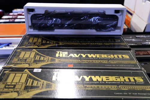 K-Line Heavyweights Train Sets ($504.00)