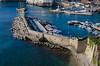 Antalya Old Town (ErdenizS) Tags: antalya yat limanı kaleiçi oldtown nikon d7000 35mm18g blue sea harbor