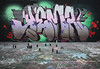 WINTER HEATWAVE (ALL CHROME) Tags: allchrome kems kemr kem5 ironlak gradient simplestyle letters stylewriting graffiti wayoflife