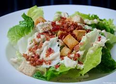 Citron 10 Classic Caesar Salad P275 (The Hungry Kat) Tags: holidayinn holidayinnmakati citron lobbylounge lounge restaurant pokebowls healthy food foodie makati philippines hotel