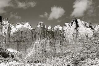 Zion National Park - October