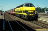 6255  Mol  05.08.96 (w. + h. brutzer) Tags: mol 62 eisenbahn eisenbahnen train trains railway diesellok dieselloks belgien lokomotive locomotive zug sncb webru analog nikon