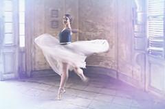 Daniela 14 (Artypixall) Tags: cuba havana ballerina youngwoman dancing interior mansion faa