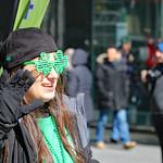 Faces of St. Patrick's Day Parade: Shamrock shades thumbnail