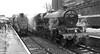 UoSA and 45690 - Mono (wontolla1 (Septuagenarian)) Tags: uosa unionofsouthafrica leander elr east lancs lancashire railway spring steam gala bury bolton street station loco locomotive engine eastlancsrailway