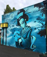 Katch Up! (wiredforlego) Tags: graffiti mural streetart urbanart aerosolart publicart honolulu oahu hawaii pow powwowhawaii katch