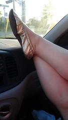 Gigi (4737) (Duke of Slippers) Tags: ballet slippers shoes flats footwear fetish pumps pantofole pantoufles scarpe mole soft soles slipperettes