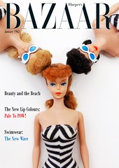 HAPPY BIRTHDAY BARBIE! (ModBarbieLover) Tags: barbie doll vintage fashion birthday 59 magazine cover swimsuits