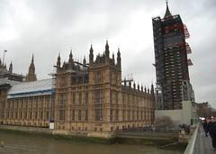 Big Ben (dmyndaou21) Tags: photo photography color blacknwhite bnw bandw verdantartist framed frame artwork art original originalart originalartwork london england