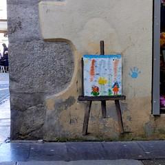 Tolosa (Thethe35400) Tags: artderue arteurbano arturbain arturbà arteurbana calle grafit grafite grafiti graffiti graffitis graff mural murales muralisme plantilla pochoir stencil streetart schablone stampino tag urbanart