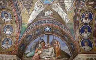 Cappella Arcivescovile - Ravenna (494-519)- UNESCO patrimonio mondiale dell'umanità (1996)