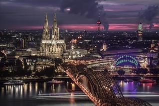 Cologne@Night