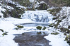 ice rushing (husiphoto) Tags: water bach creek ice eis snow river rock stone stein landschaft landscape natur schnee nature tree winter baum