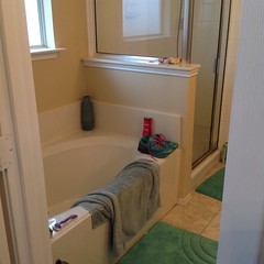 "Don Wojan Plano Handyman Bathroom Remodel 1 (1) • <a style=""font-size:0.8em;"" href=""http://www.flickr.com/photos/160061718@N03/39966564704/"" target=""_blank"">View on Flickr</a>"