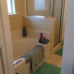 "Don Wojan Plano Handyman Bathroom Remodel 1 (1) • <a style=""font-size:0.8em;"" href=""http://www.flickr.com/photos/160061718@N03/39966564704/"" target=""_blank"">View on Flickr</a>"