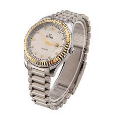 EYKI EETS8601AG Men Stainless Steel Waterproof Quartz Watch (87399) #Banggood (SuperDeals.BG) Tags: superdeals banggood jewelry watch eyki eets8601ag men stainless steel waterproof quartz 87399