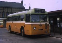 KCP8 (21c101) Tags: kcp8 8 halifax 1958 leyland royaltiger worldmaster rt31 weymann 1969 busstation