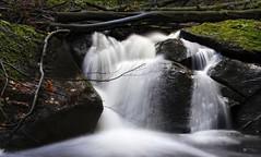 Blick von der Brücke (der Ilsefall) (huetteberg) Tags: waterfall wasserfall wasser wald fluss river europa deutschland sachsenanhalt harz canon 7d felsen landschaft nationalpark outdoor strom