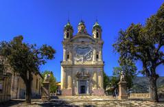 Liguria : Santuario della Madonna della Costa (Roberto Defilippi) Tags: 2018 162018 rodeos robertodefilippi nikond7100 tokina1116mmf28 sanremo liguria church chiesa