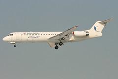 EP-OPI - Fokker 100 - Karun Airlines (Rui _Miguel) Tags: epopi thr oiii karunairlines fokker100 tehran