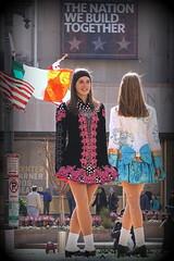 (LaTur) Tags: saintpatricksday washingtondc parade women woman people urban city dc dcist we3dc dance