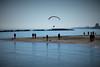῎Ικαρος (N I C K ....1 8 2 8) Tags: sea sole sun shadow sanbenedettodeltronto spiaggia mare moving men people persone parapendio italy cane dog nick1828